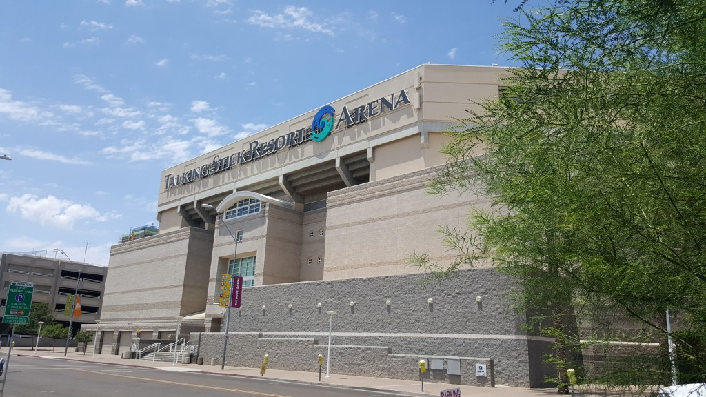 Talking Stick Arena, Downtown, Phoenix, AZ