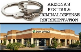 AFFORDABLE CRIMINAL DEFENSE AND DUI REPRESENTATION IN ARIZONA